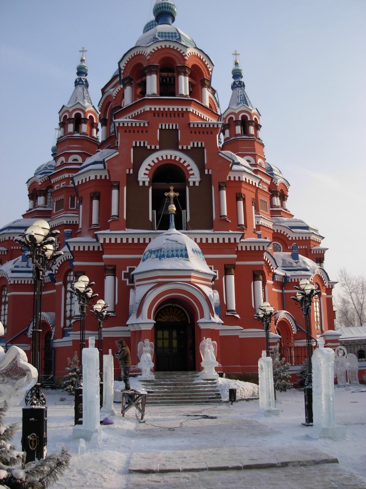 Церкви иркутска фото с описанием